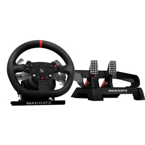 Volante Gamer Mad Catz Pro Racing Force Feedback - Xbox One