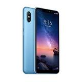 Xiaomi Redmi Note 6 Pro Dual Sim 32gb 3gb Ram Blue