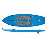 Stand Up Com Remo Seaflo Modelo Infantil 60kg Cor Azul