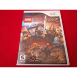 Lego The Lord Of The Rings Para Nintendo Wii
