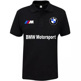 Camisa Polo Bmw Motorsport - Pólos Manga Curta Masculinas no Mercado ... acc1644c22de9