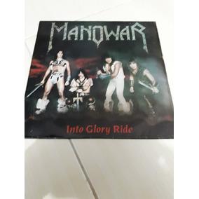 Manowar Into Glory Ride .lp Importado