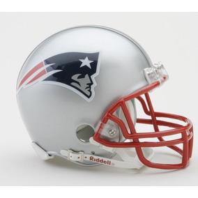 Riddell Nfl New England Patriots Réplica Miniatura De Casco 22fb790306b