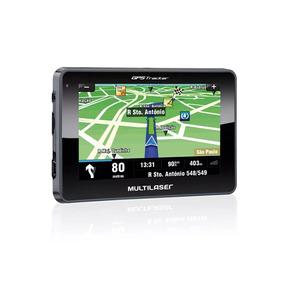 Gps Automotivo Multilaser Gps Tracker Iii Gp033 4,3