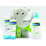 Cetaphil Baby Kit + Toalla Elefante + Envío Hoy