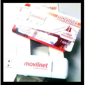 Modem Pendrive Internet Movilnet E182e Con Linea