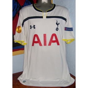 Tottenham Under Armour Europa League 2015 Roberto Soldado 0cbebe663ee48