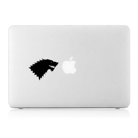 Macbook Decal Sticker De Vinil Adhesivo House Stark Got