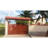 Casa Residencial À Venda, Praia De Santa Clara, São Francisco De Itabapoana. - Ca0040