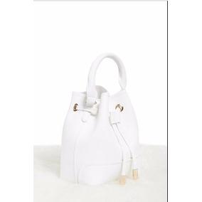 83387facedb Bolsa Courissimo Branca Forever 21 Linda !!!!!! - Bolsas Femininas ...