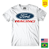 Camisa Unissex Ford Racing Fusion Edge Ecosport Escape Rs 19495e96538