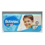 Pañales Babysec Ultra Hiperpack Xxg Paquete 34 Unidades