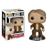 Funko Pop Han Solo 79 Star Wars Muñeco Original