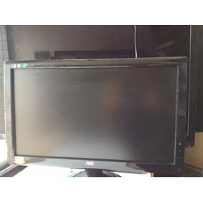Tela Display Monitor Aoc 2236vwa