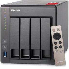 Servidor De Dados Ts-451+-2g Intel 2gb Ddr3l Qnap