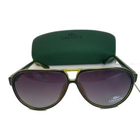 Oculos De Sol Replica Lacoste - Óculos no Mercado Livre Brasil 5e49bf86ef