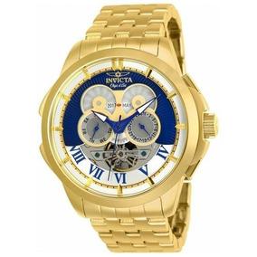 Relógio Invicta Objet D Art 25581 Masculino