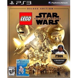 Lego Star Wars The Force Awakens Deluxe Edition Ps3 Digital