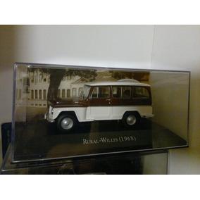Miniatura Rural Willys 1968