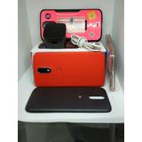 Moto G4 Plus 2/32 Gb Huella 5.5 Turbo Carg Funda+smartband