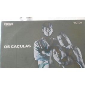 Lp Os Caçulas Edição Original 1969 Mono Raul Seixas Tim Maia