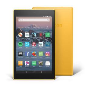 Tablet Kindle Fire Hd8 16gb 2019 - Amazon Hd 8 + Capa + Pelí