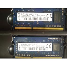 Memoria Ram 4gb + 2gb Ddr3 Kingstone Para Laptop