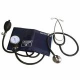 Aparelho Pressão Glicomed Aneróide Premium C/ Estetoscópio