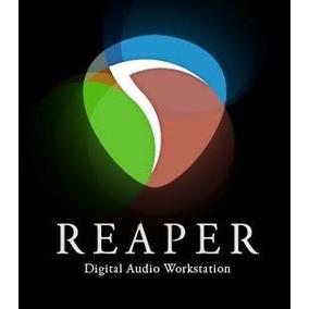 Reaper + Ativador E Pacote Do Idioma Portugues