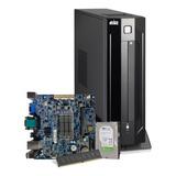 Micro Computador Completo Dual Core J3060 Ssd 120gb Ddr3 4gb