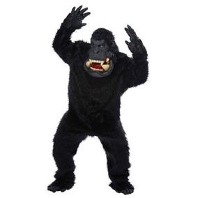 Disfraz De Gorila Chango Para Adultos Envio Gratis 3 c477107ee1f