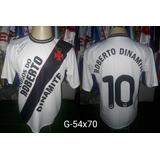 Camisa Vasco Da Gama Jogo Comemorarivo Amigos Do Roberto 8c761a5424fac