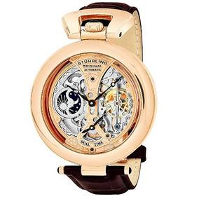 0d0794ae4ae Relogio Constantin Automatico Skeleton Rose - Relógios no Mercado ...