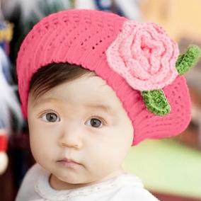 Sombrero Gorro Boina Balaca Para Bebes Niños Y Niñas - Ropa y ... 26387e51f64