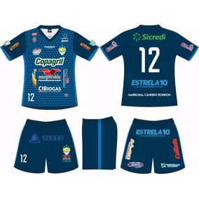ae71be15ebfeb Uniforme Para Futsal Feminino - Camisetas e Blusas no Mercado Livre ...