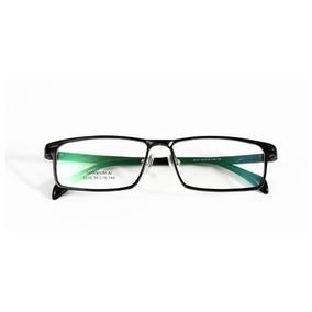 77f0d445a509c Armação Óculos De Grau Titânio Masculino Tamanho Grande