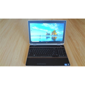 Notebook Dell 6520 I7 8gb Ssd120g Video Dedicado 512m Win10