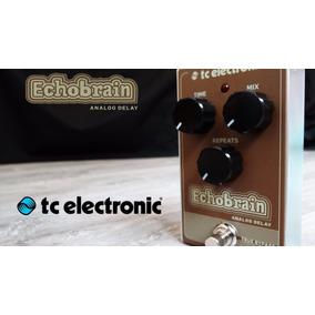 Pedal Delay Tc Electronic Echobrain Analog Delay + Nf Full