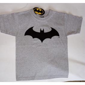 Playera Batman Niño Dc Comics Original Envio Gratis