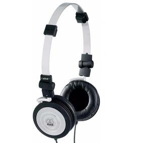 Fone De Ouvido Headphone Original Akg K414p