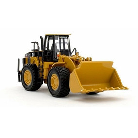 Carregadeira 980g, Caterpillar Esc 1:50 - Trator Miniatura