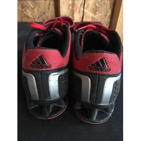 zapatillas halterofilia hombre adidas