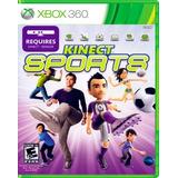 Kinect Sports Xbox 360 Usado Meses