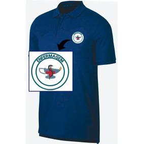 Kit 5 Camiseta Polo Personalizada Bordada Com Logo Empresa 106d426e1f541
