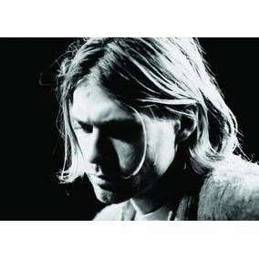 Poster Kurt Cobain Nirvana Impressão Laser A3 - 019