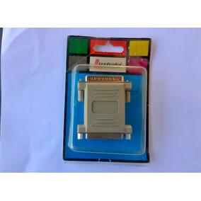Adaptador Db25m/db25f Impressoras