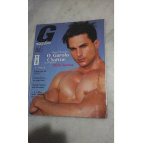 Revista G Magazine N 142 2010 Marcelo Racanely