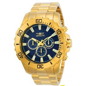 61500eaa907 Invicta Pro Drive 13624 Série Ouro - Relógios De Pulso no Mercado ...