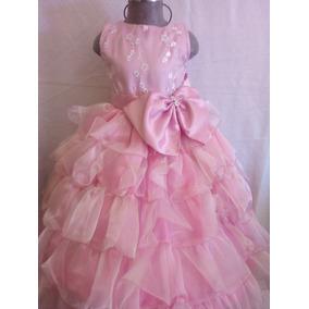 785921337 Vestidos Para Niña En Color Palo De Rosa - Ropa, Bolsas y Calzado ...