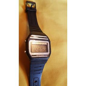 ceea909e7303 Reloj De Pulsera Vintage Casio M-22 Melody Alarm.